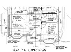 Extensions and alterations - floor plans and elevations